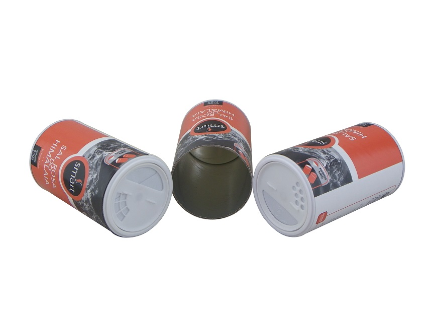 250g Salt Packaging Canister