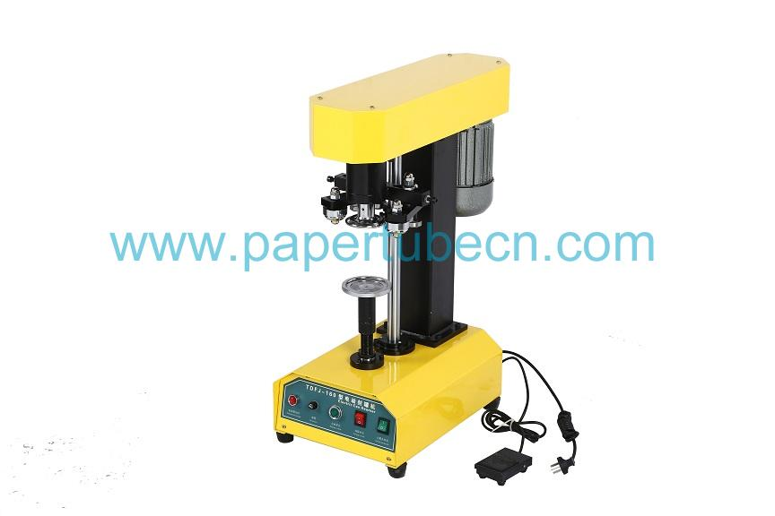Easily Operate Can Sealing Machine
