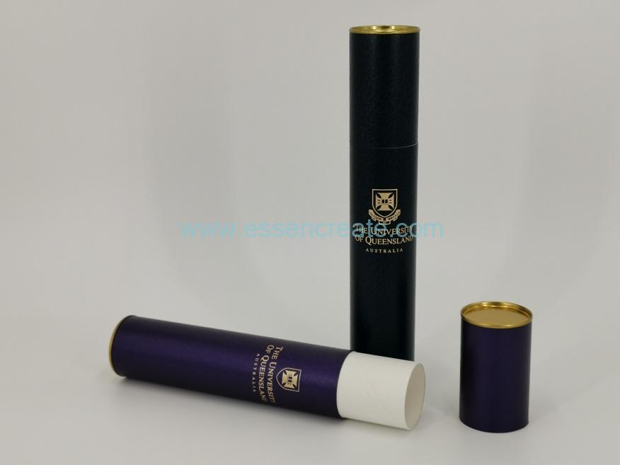 Diploma Packaging Paper Tube