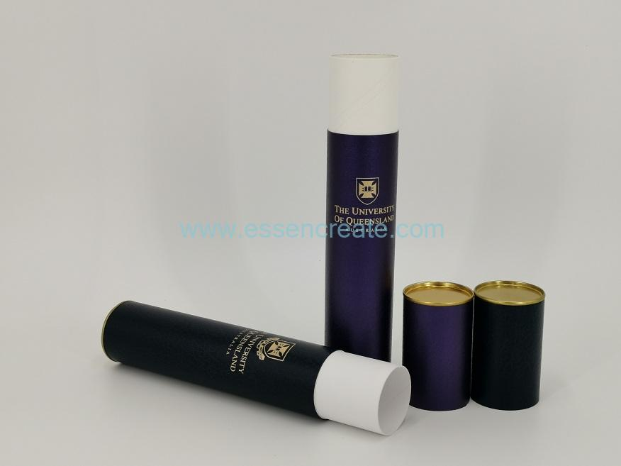 Certificate Packaging Tube