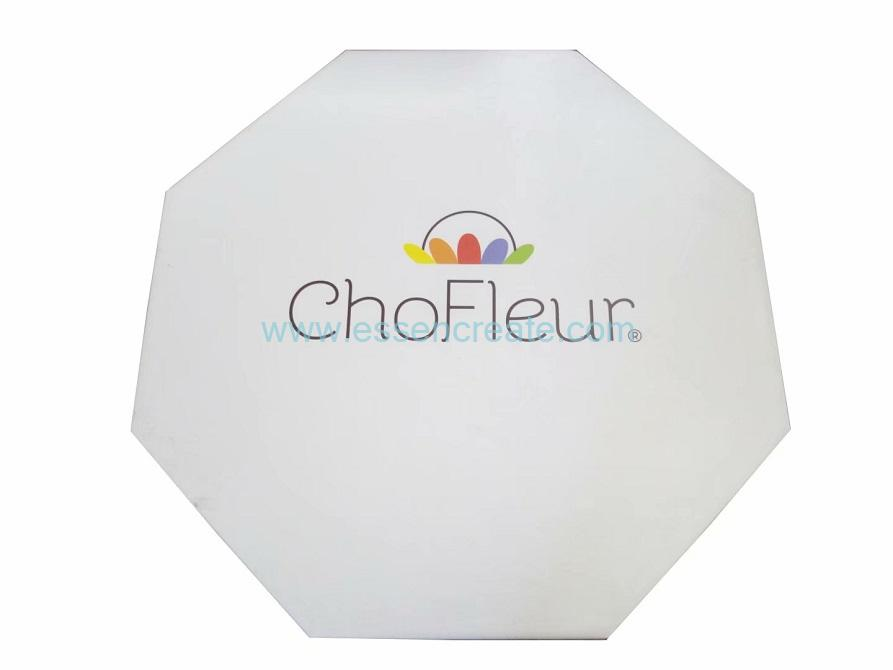 Single Tier Octagonal Eight Sides Box