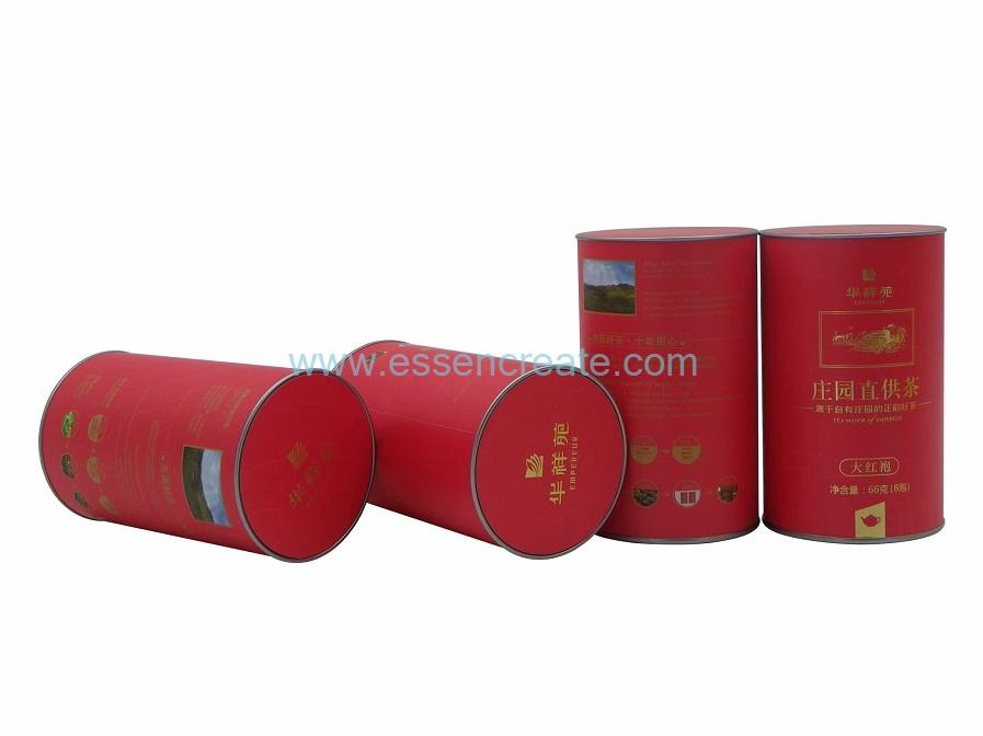 Paper Cardboard Packaging Cans