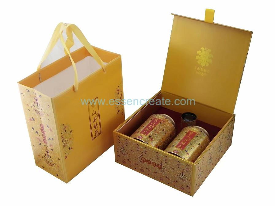 Paper Cans Customized Gift Box