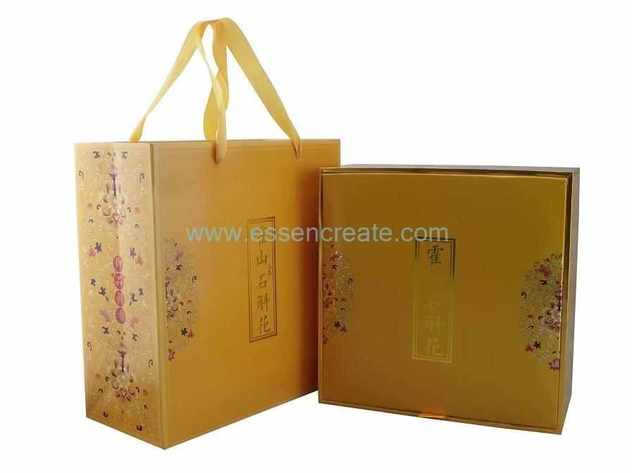 Tea Packaging Gift Box Supplier