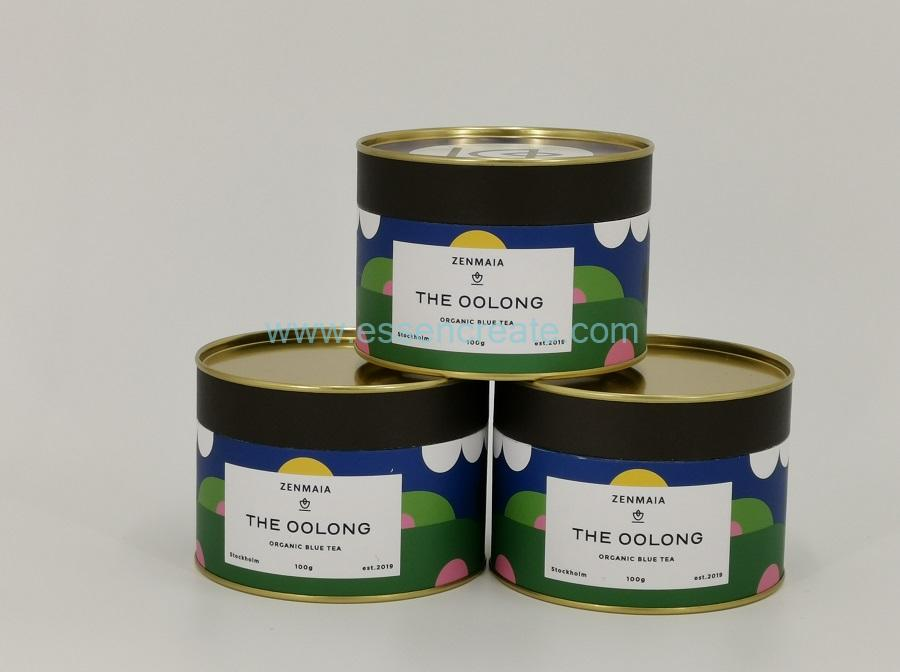Oolong Tea Packaging Canister