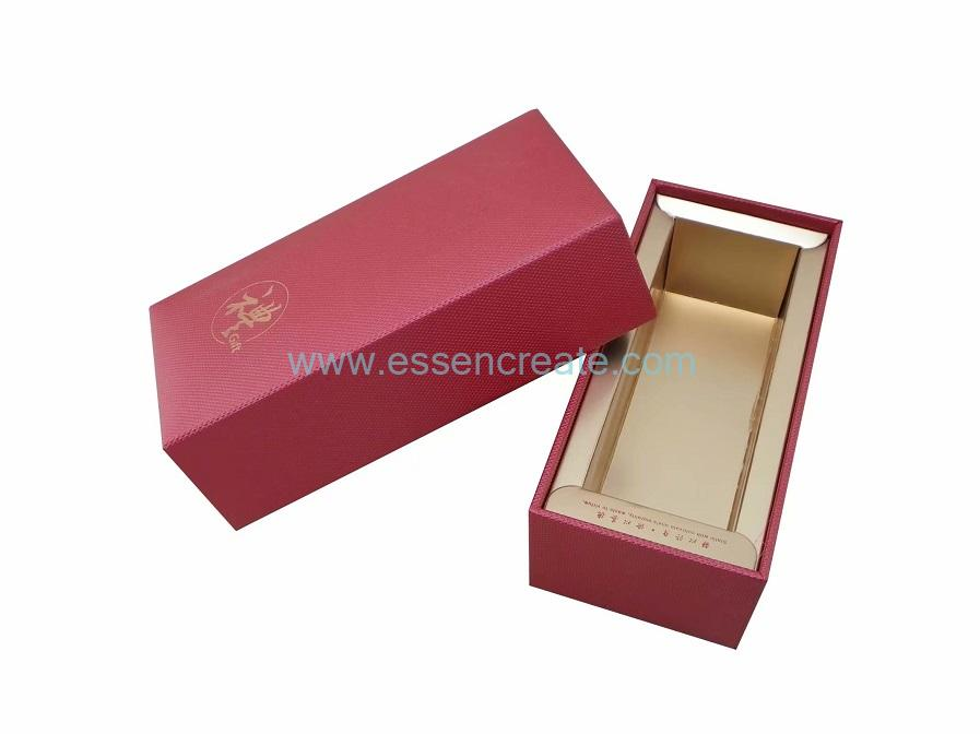 Tea Packing Box with Bag