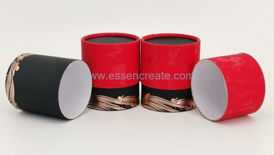 Two Pieces Telescope Packaging Cans