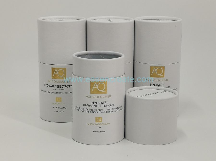 Food Grade Packaging Paper Tube