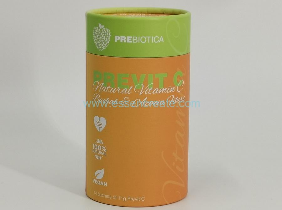 Supplement Powder Packaging Cans