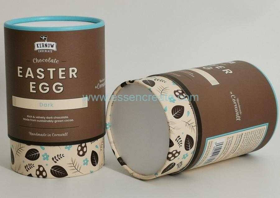 Packaging Round Easter Egg Gift Box