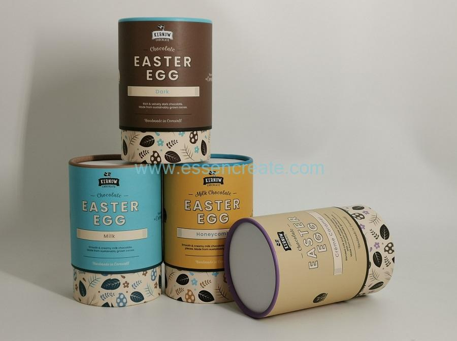 Easter Egg Packaging Gift Packaging Tube Box