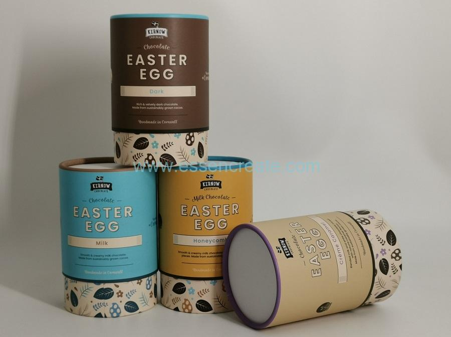 Round Easter Egg Gift Box