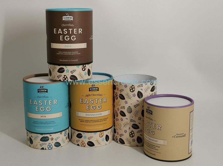 Curled Edge Easter Egg Packaging