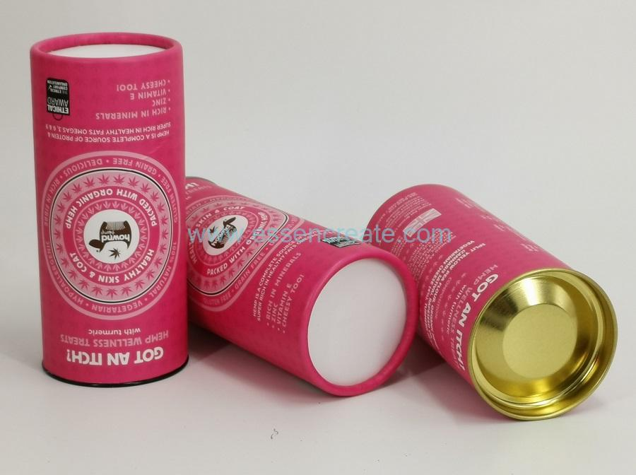 Pet Food Powder Packaging Tube