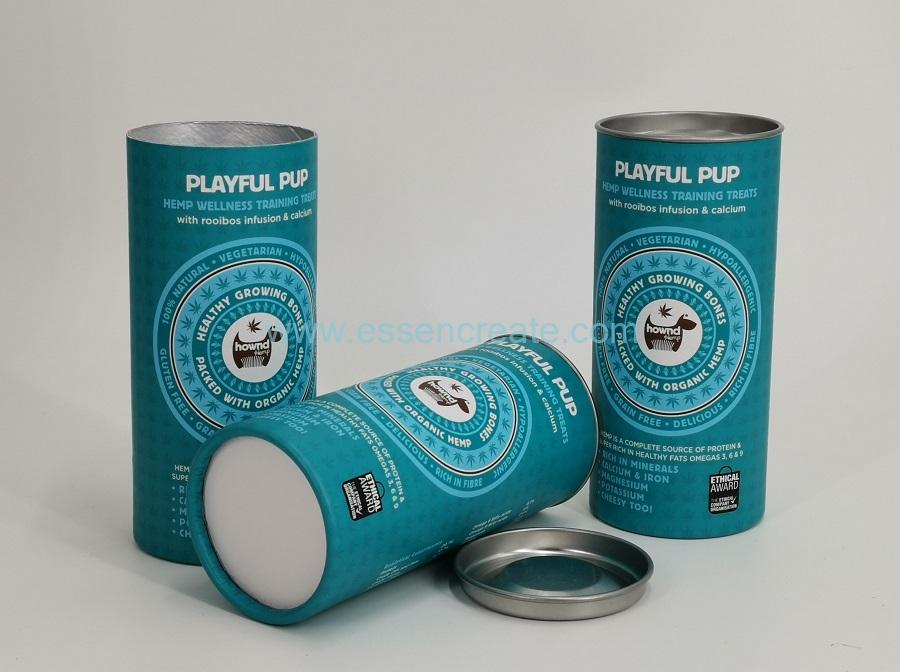 Pet Food Packaging Paper Cans