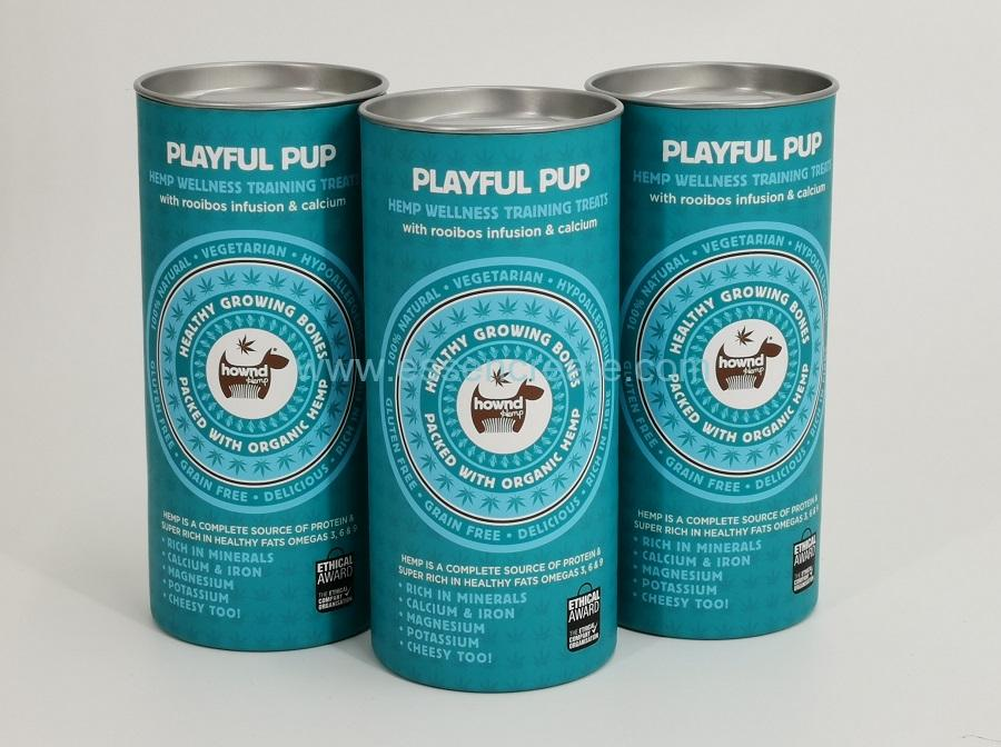 Animal Drug Packaging Paper Cans
