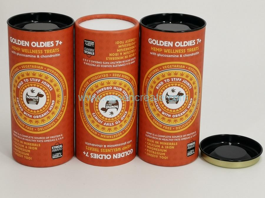 Pet Medicine Packaging Cans