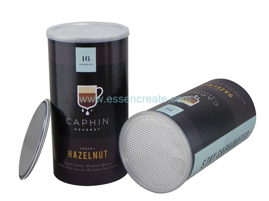 Composite Coffee Packing Paper Cans