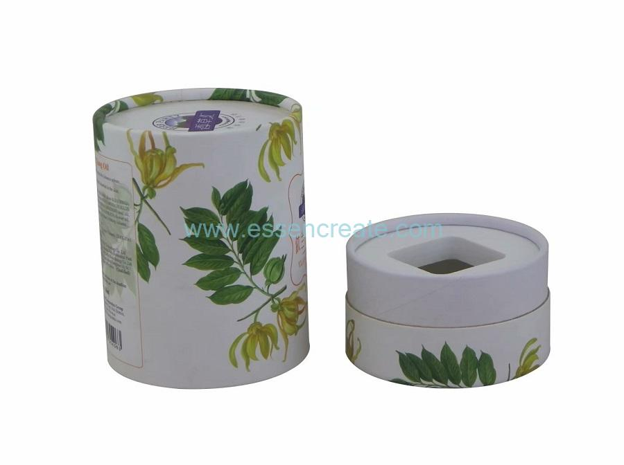 Round Paper Tube Packaging Box