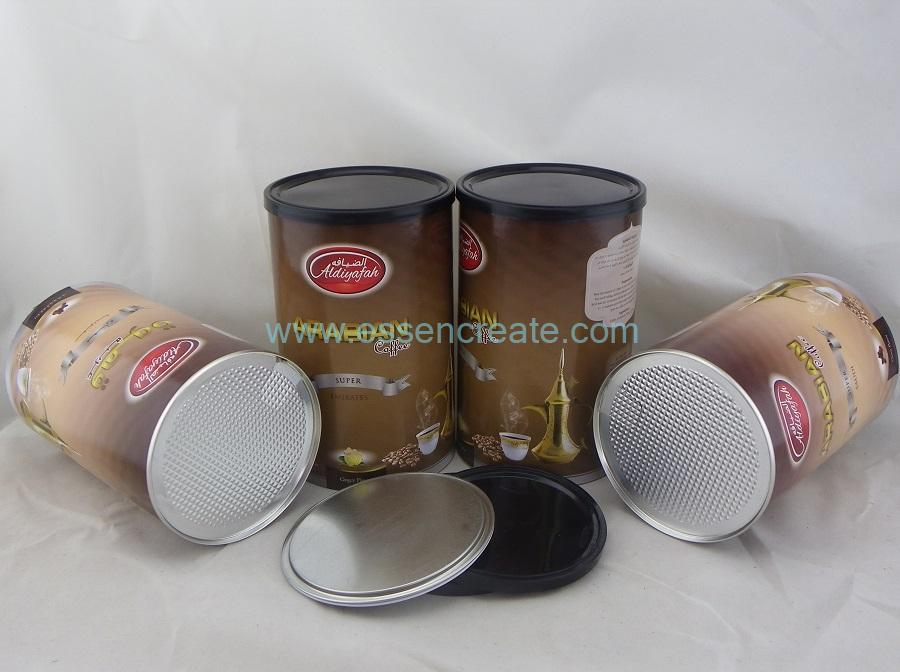 Composite Coffee Packaging Tube