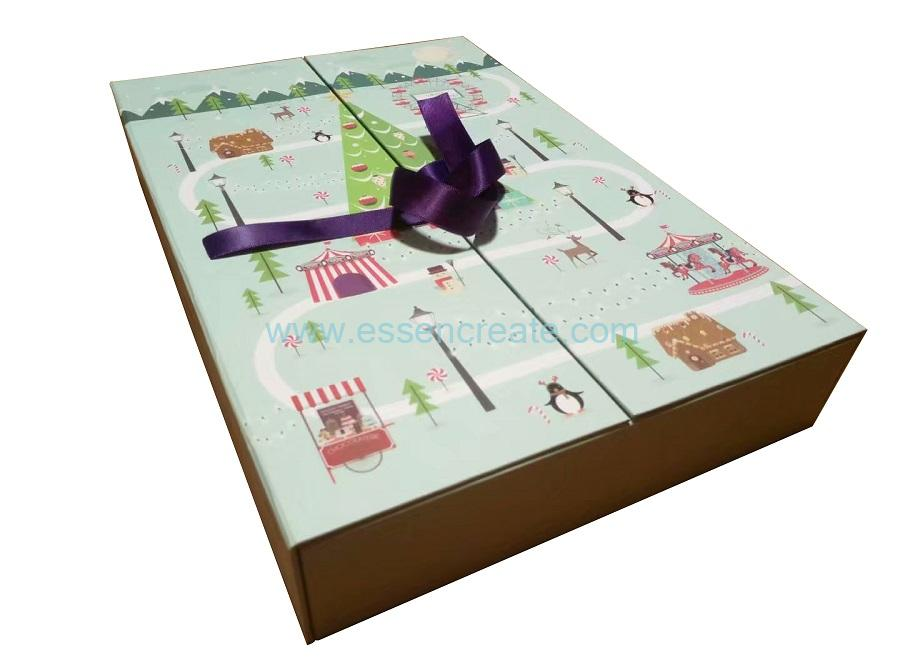 Chocolate Box with Divider Grids