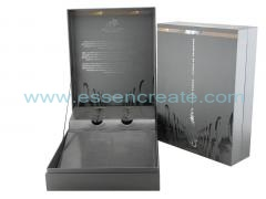 Double Wine Bottle Packaging Gift Box