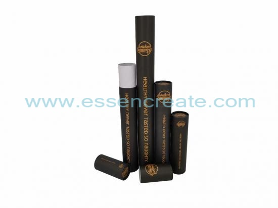 Paper Tube Shipping Round Box