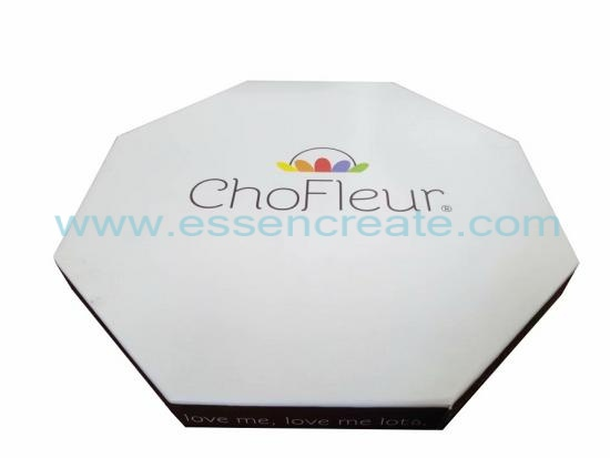 Octagonal Eight Sides Chocolate Box