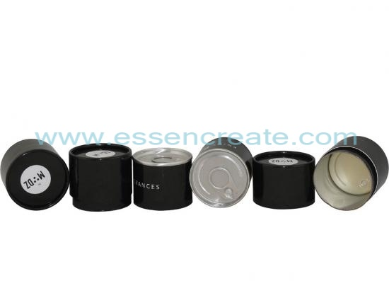 Fragrant Beads Paper Packaging Canister