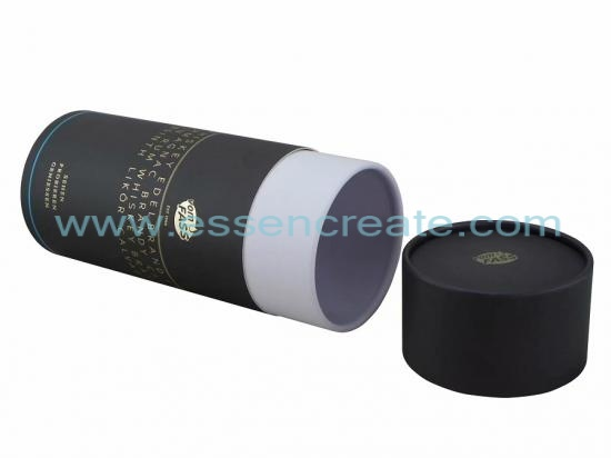 Wine Packaging Tube Paper Cylinder Cans