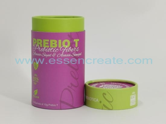 Rolled Edge Coffee Packaging Canister