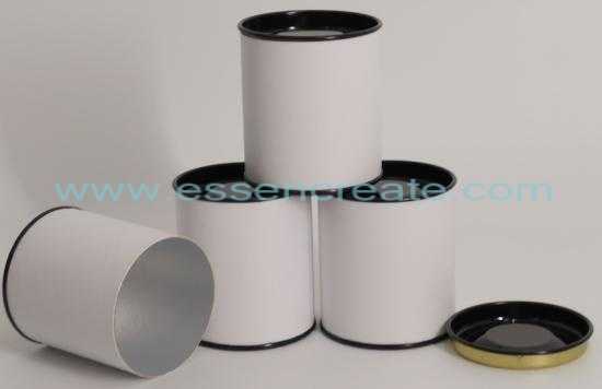 Composite White Paper Cans