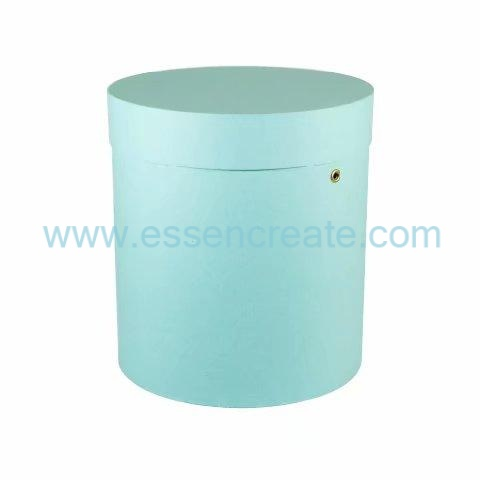 Rose Flowers Packaging Round Box