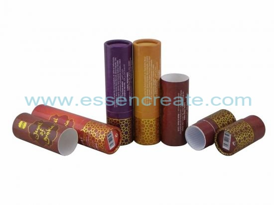 Perfume Packaging Paper Tube