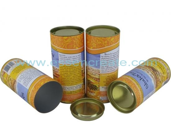 Tea Packaging Paper Tube