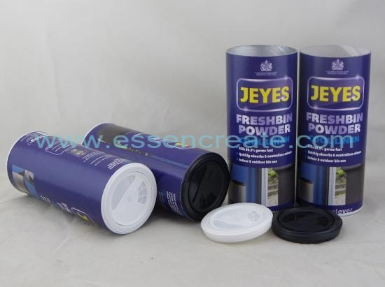 Detergent Packaging Shaker Paper Tube