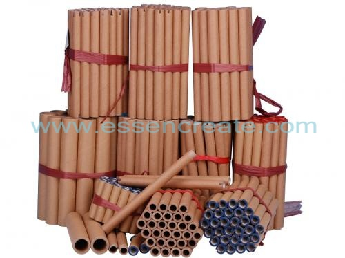 Industrial Textile Kraft Paper Core Tube