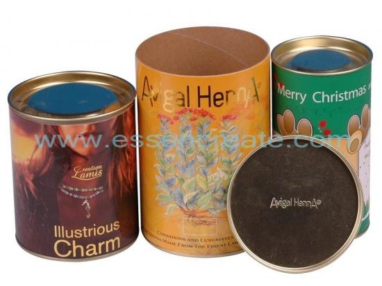 Eco-friendly Kraft Paper Tube Packaging