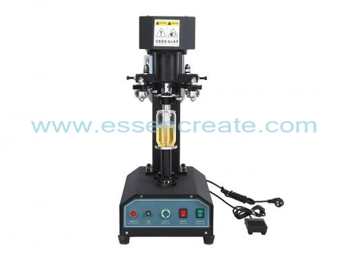 Table Type Electric Manual Can Sealing Machine