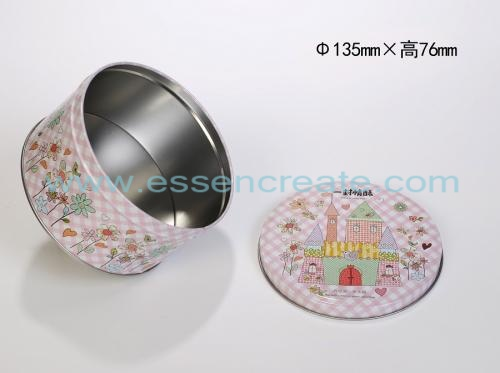 Chocolate Packaging Metal Gift Box