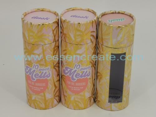 Melt Packaging Paper Tube
